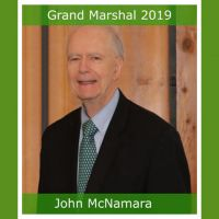 Grand Marshal John McNamara